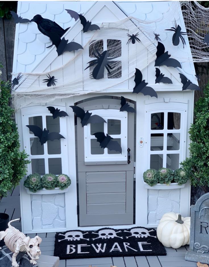 Spooky Halloween Playhouse