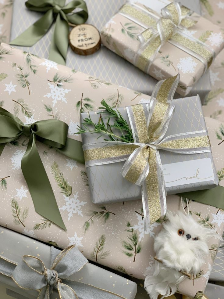 Tips and Tricks for Wrapping Christmas Presents