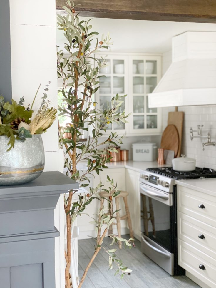 Simple Fall Touches in the Kitchen