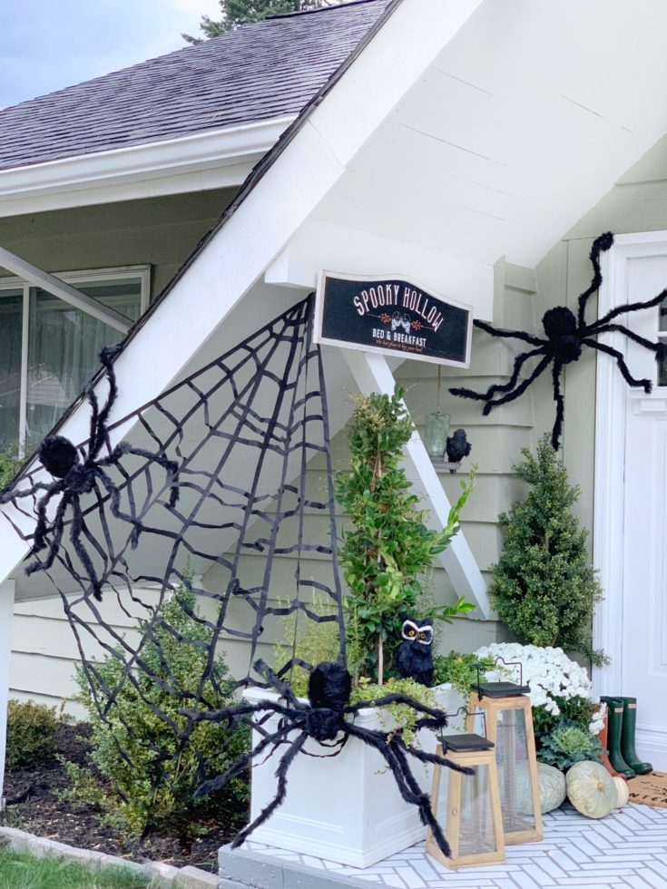 Spooky Outdoor Halloween Ideas